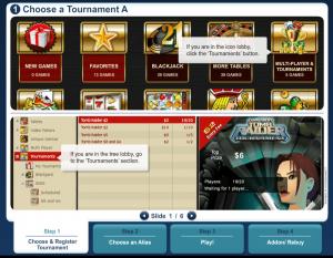 platinum play international slot tournaments
