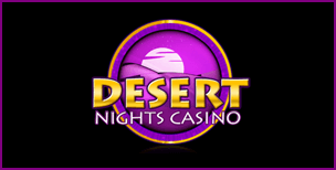 Desert Nights No deposit bonus