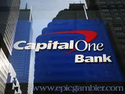capital one - no gambling