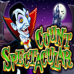 Count Spectacular free spins promo