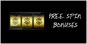 FREE SPIN BONUSES