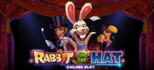 RABBIT IN THE HAT NEW SLOT