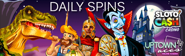 Free Spins and may bonus offers